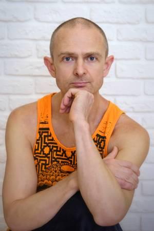 Ігор Баранов: Хатха йога